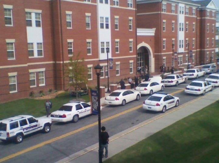Virginia State University Campus
